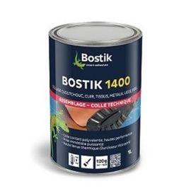 Colle néoprène Bostik 1400 liquide photo du produit