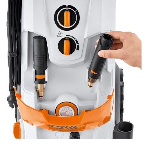Nettoyeur haute pression RE 143 Plus - STIHL - 4768-012-4501 pas cher Secondaire 13 L