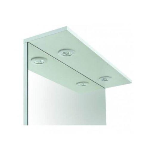 Bandeau lumineux LED salle de bain L60 IP44 ANGELO - NEOVA - A2311379 pas cher Secondaire 1 L