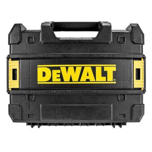 Perceuse-visseuse compact XR 18 V (machine seule) en coffret T-STAK - DEWALT - DCD791NT pas cher Secondaire 3 L