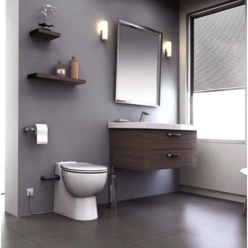 Cuvette WC à broyeur intégré SFA Sanicompact Pro photo du produit Secondaire 2 L