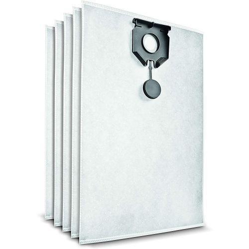 Paquet de 5 filtres toison NT30/1 - KARCHER - 28891540 pas cher Principale L
