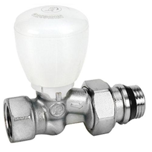 Robinet de radiateur thermostatique droit 3/8 - GIACOMINI - R422X132 pas cher