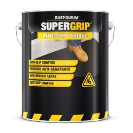 Peinture antidérapante Rust-Oleum Supergrip® 1K pour sol pas cher