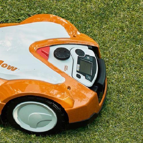 Robot de tonte sans-fil Stihl RMI 422 nu photo du produit Secondaire 6 L