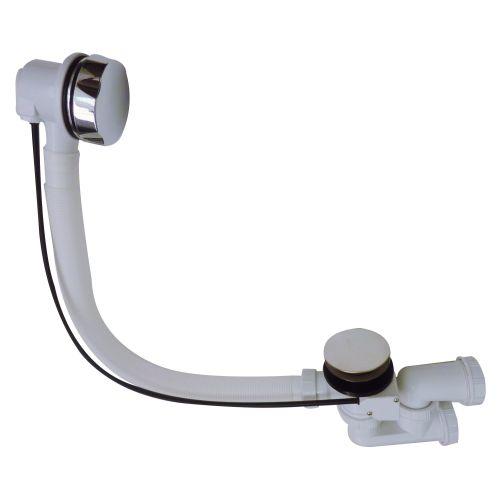 Vidage automatique à câble vidage de baignoire auto volant ABS - GARIS - P04-VBTP-ABS pas cher Principale L