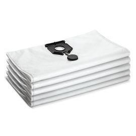 Lot de 5 sacs filtrants non-tissé Kärcher NT 40/50 pas cher