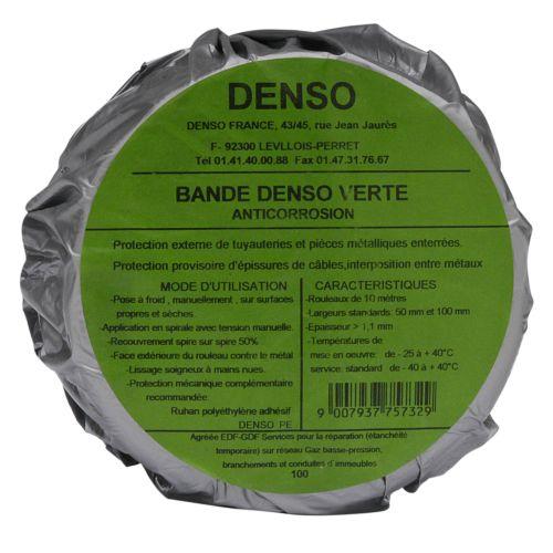 Bande denso® GEB verte photo du produit