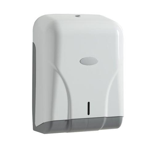 Distributeur d'essuie-mains Rossignol Oleane 400 feuilles photo du produit