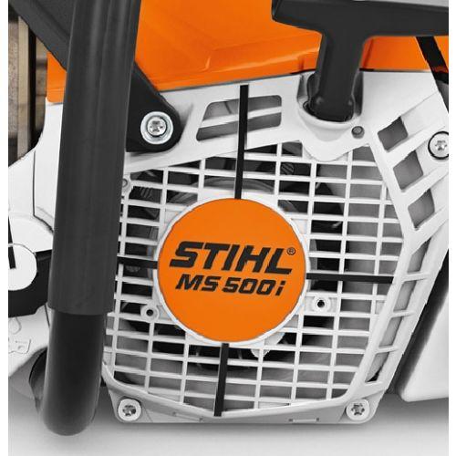 Tronçonneuse thermique à injection MS 500i 63cm - STIHL - 1147-200-0001 pas cher Secondaire 8 L