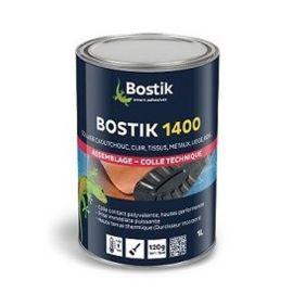 Colle néoprène Bostik 1400 liquide photo du produit Principale M