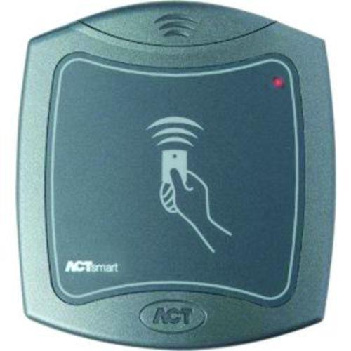 Lecteur de badge 1000 utilisateurs 12/24 VCC - EFF-EFF -  ACT1070 pas cher Principale L