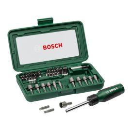 Coffret de vissage Bosch 46 pièces pas cher