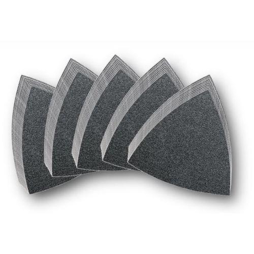 50 feuilles triangulaires abrasives non perforées G60 - fEIN - 63717082011 pas cher Principale L