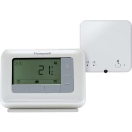 Thermostat d'ambiance programmable sans fil Y4H HONEYWELL pas cher