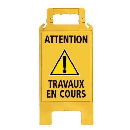 Chevalets d'avertissement photo du produit Secondaire 1 L