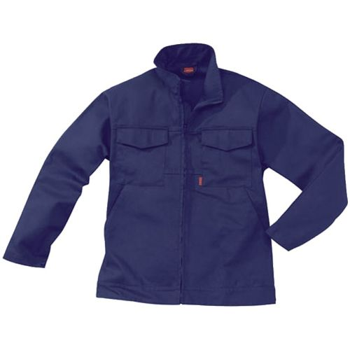 Veste WORK COLLECTION bleu marine taille 3 - LAFONT - 3MIM00CP6C3 pas cher Principale L