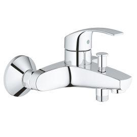 Mitigeur bain-douche monocommande Eurosmart - GROHE - 32158002 pas cher