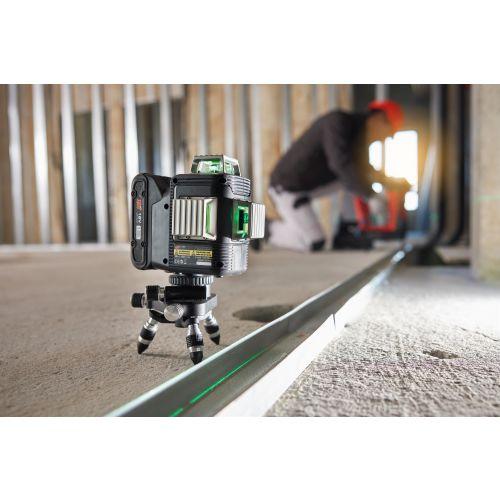 Laser vert 360° sans fil Spit L18 18 V nu + trépied + coffret Keybox photo du produit Secondaire 9 L