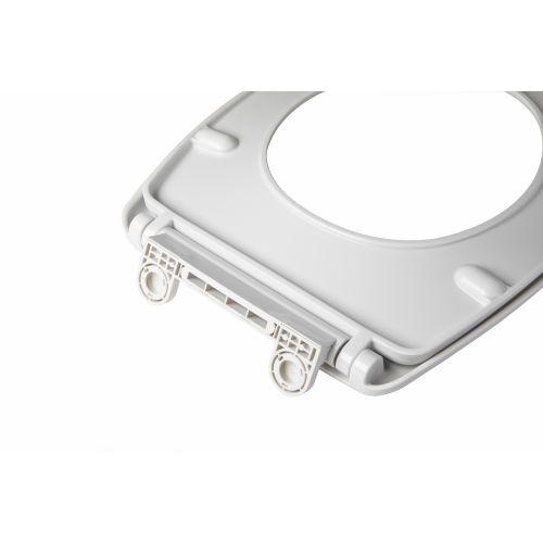Abattant WC thermodur Garis avec frein de chûte Nova+ photo du produit Secondaire 4 L