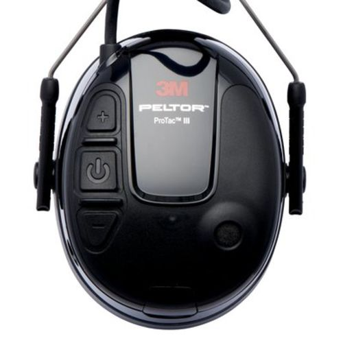 Casque PELTOR™ PROTAC™ III photo du produit Secondaire 2 L