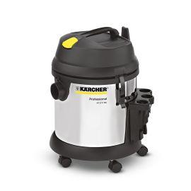 Aspirateur eau et poussière NT27/1 Me cuve inox - KARCHER - 14281000 pas cher