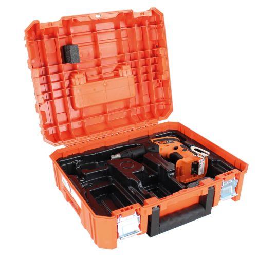 Visseuse plaquiste sans fil Spit P18 18 V nue + coffret Keybox photo du produit Secondaire 5 L