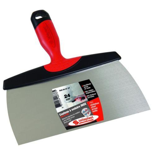 Couteau à enduire inox 180 mm - TALIAPLAST - 440734 pas cher