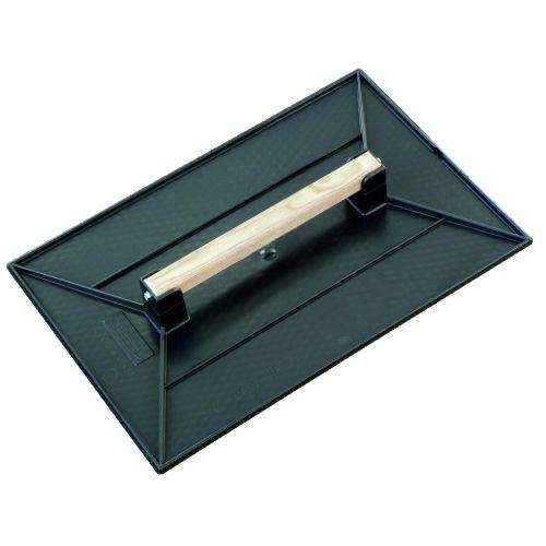 Taloche réctangulaire 42 x 28 cm noire - TALIAPLAST - 300401 pas cher Principale L