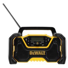 Radio de chantier double alimentation XR Dewalt DCR029 12 - 18 V nue pas cher