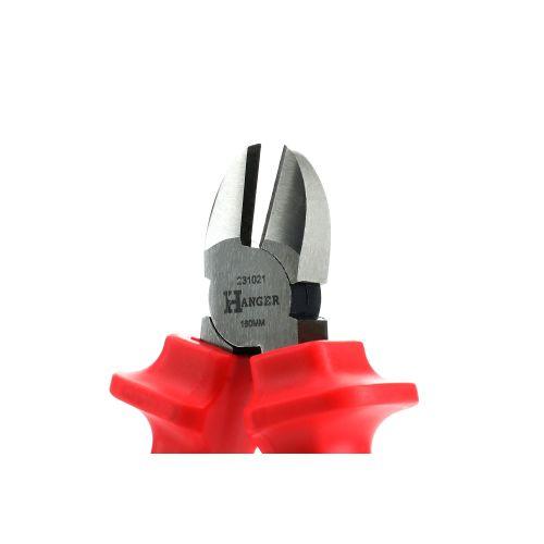 Pince coupante diagonale isolée 1000 V 160 mm - HANGER - 231021 pas cher