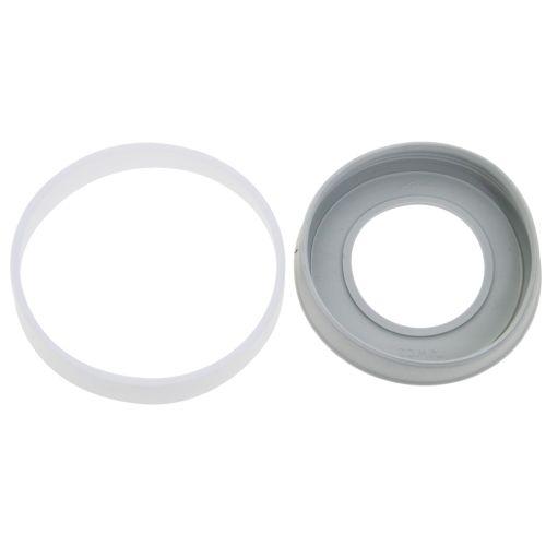 Pipe WC orientable + bague & joint NICOLL photo du produit Secondaire 1 L