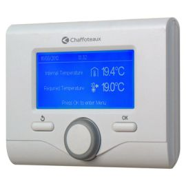 Thermostat EXPERT CONTROL RT C&M CHAFFOTEAUX pas cher