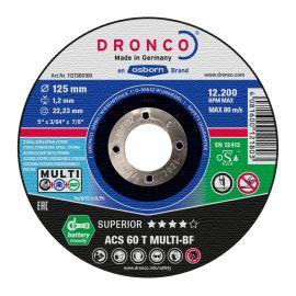 Disque à tronçonner Dronco ACS 46 / ACS 60 T Multi pas cher Principale M
