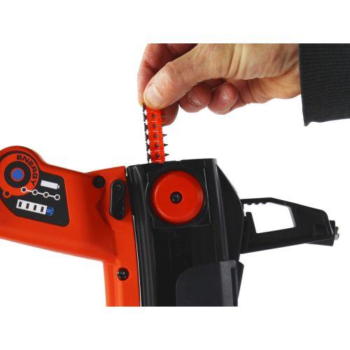 Cloueur à gaz sans-fil Spit Pulsa 40E + batterie 2.5 Ah + chargeur photo du produit Secondaire 5 L