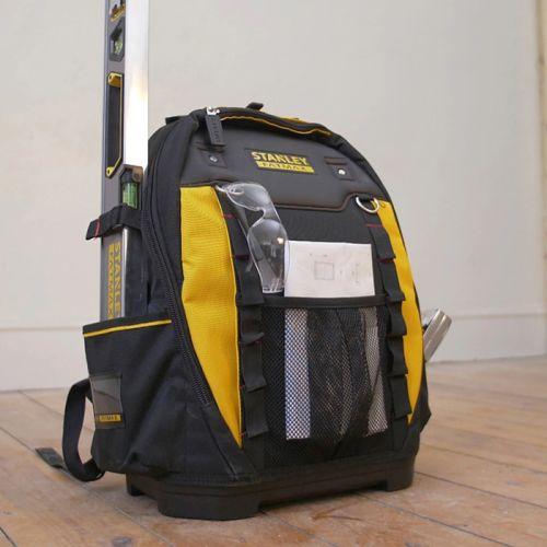 Sac à dos porte-outils 28L Fatmax Pro - STANLEY - 1-95-611 pas cher Secondaire 5 L
