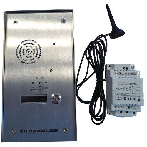 KIT VILLA GSM 1AP PRET A POSER  COMPLET photo du produit
