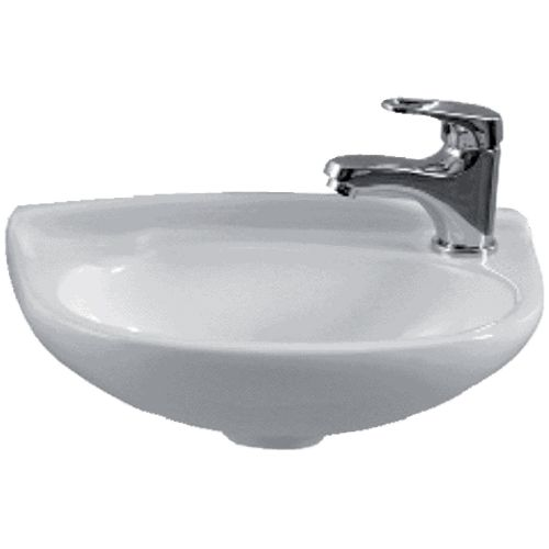 Lave-mains Vitra Arkitekt sans trop plein photo du produit