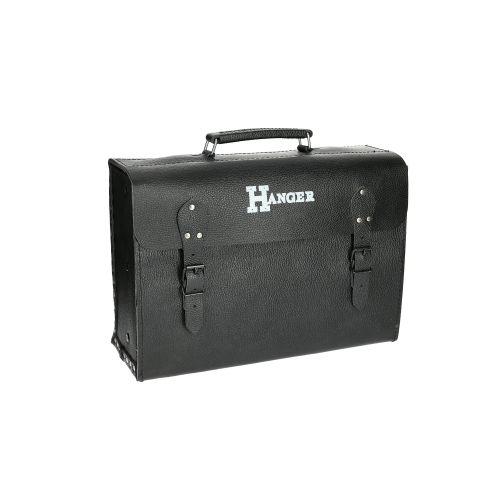 Sac porte-outil noir 41 x 28 x 15 cm - HANGER - 510010 pas cher Secondaire 1 L