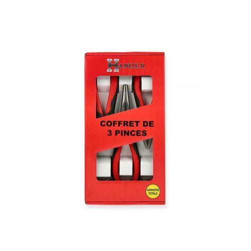 Jeu de 3 pinces confort Hanger photo du produit Secondaire 1 L