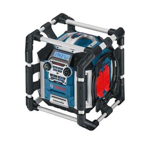 Chargeur radio GML 50 (machine seule) en boîte carton - BOSCH - 06014296W0 pas cher