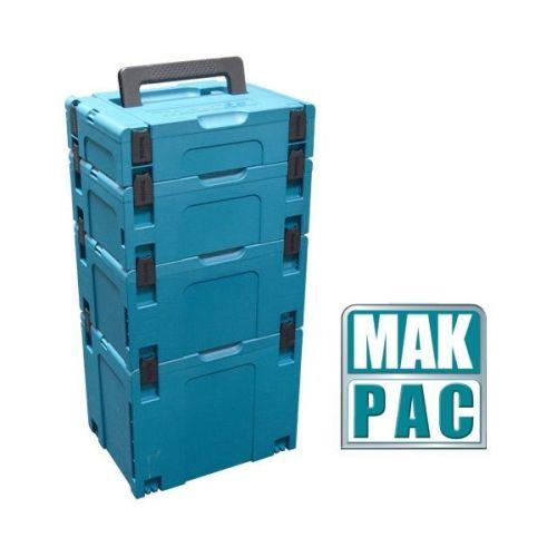 Coffret de transport MAKPAC 3 vide - MAKITA - 821551-8 pas cher Secondaire 3 L