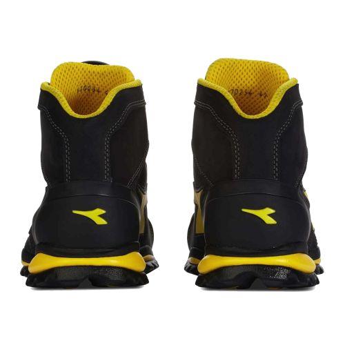 Chaussures de sécurité hautes GLOVE S3 SRA HRO pointure 39 - DIADORA - 701.170234 pas cher Secondaire 2 L