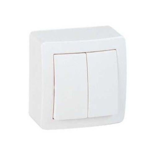 Interrupteur va et vient ALREA complet - SCHNEIDER ELECTRIC - SHN0262051P pas cher Principale L
