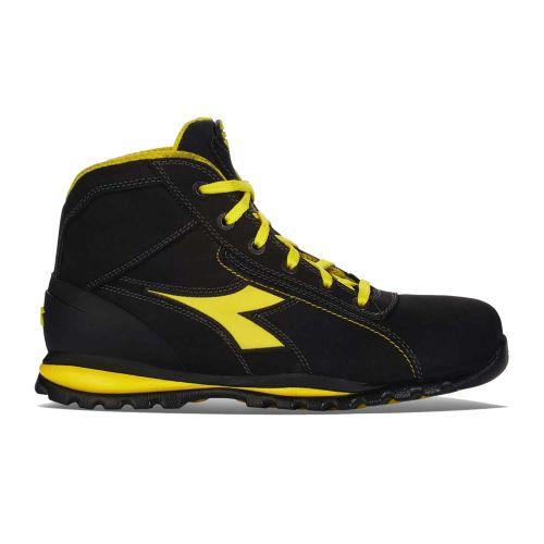 Chaussures de sécurité hautes GLOVE S3 SRA HRO pointure 39 - DIADORA - 701.170234 pas cher Secondaire 3 L