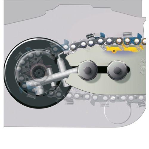 Tronçonneuse thermique MS 261 C-M 45cm - STIHL - 1141-200-0514 pas cher Secondaire 8 L