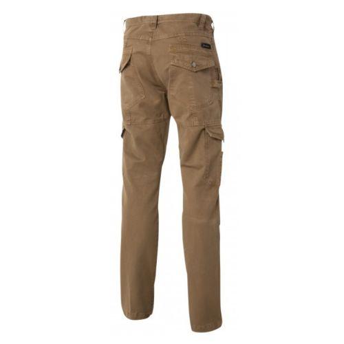 Pantalon multi-poches DOBBY EXPLORE taupe T48 - MOLINEL - 03149999021 T48 pas cher Secondaire 1 L