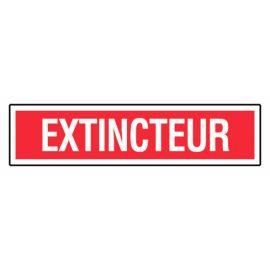 """Panneau """"Extincteur"""" photo du produit"""