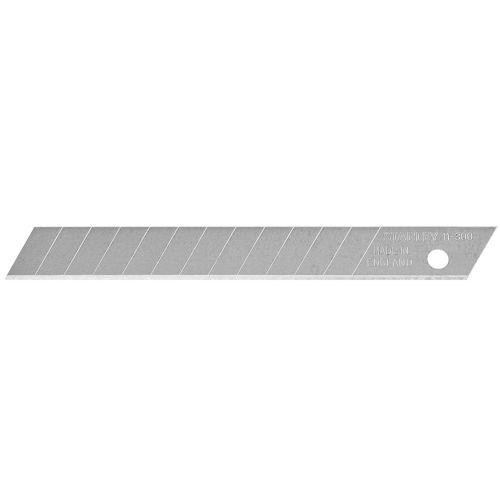 Lames pour cutter sécables 9 mm - STANLEY - 0-11-300 pas cher
