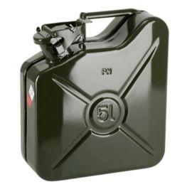 Jerrycan carburant Pressol métallique pas cher